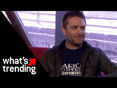 Chris Hardwick on Nerdistry, Hosting The Streamys and 