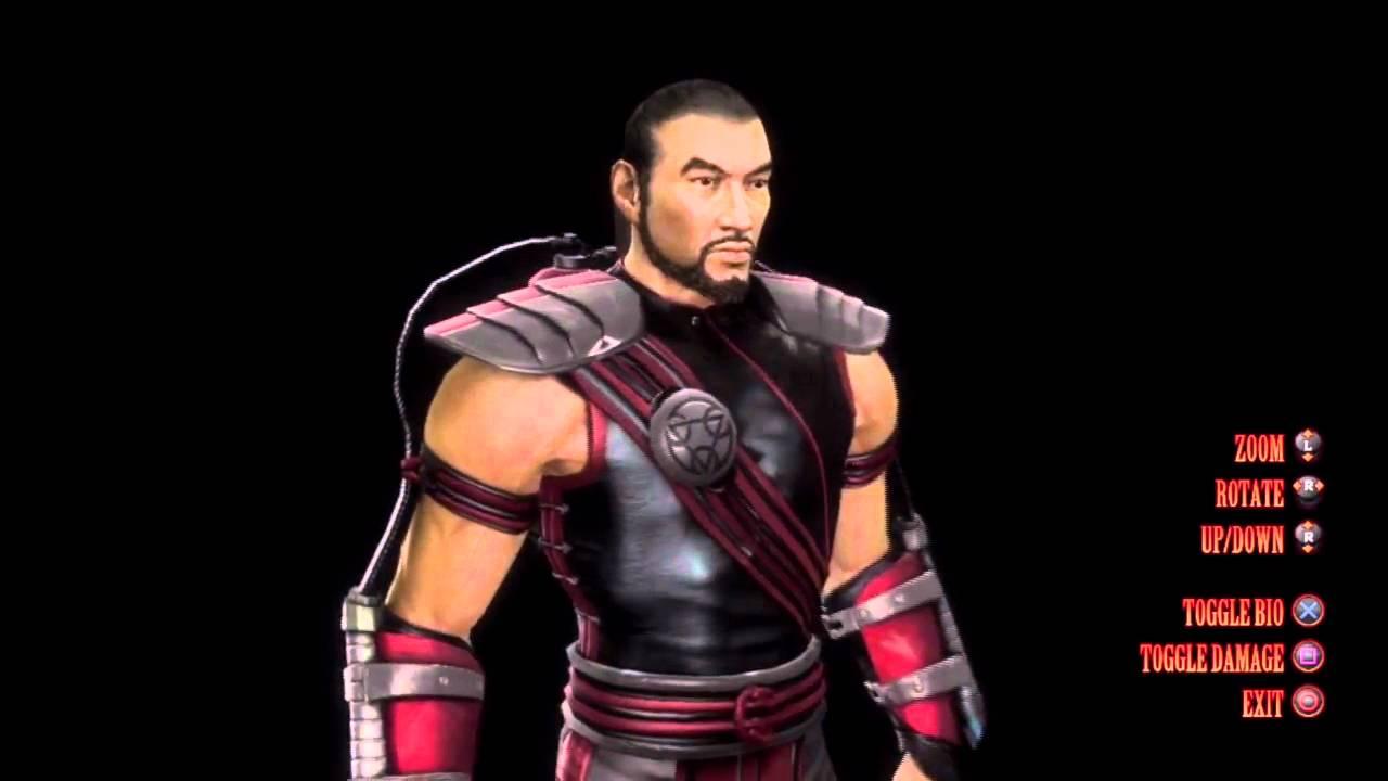 Mortal Kombat Alternate Costumes! Cyrax and Sektor! - YouTube