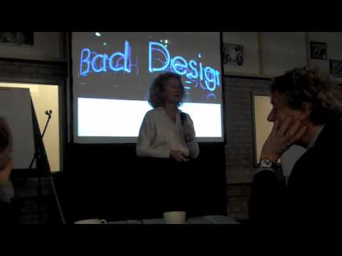ServiceScienceCafe in Heerlen - Birgit Mager on designing services (1)