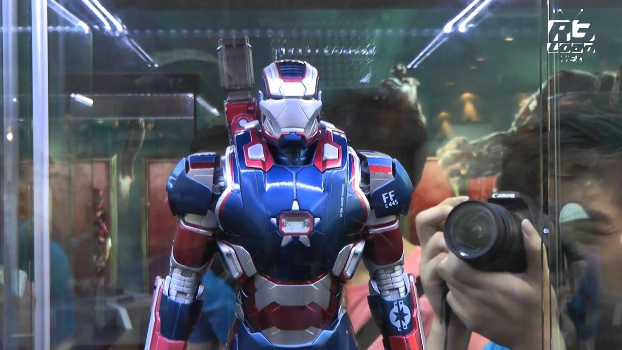 War Machine 2.0 vs Iro...