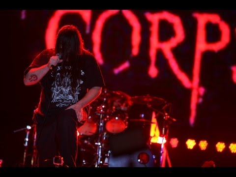 Cannibal corpse - hammer smashed face (live@wacken 2007)