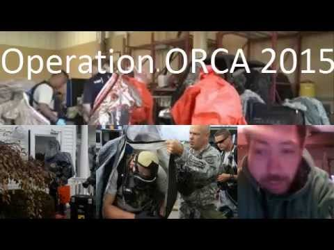 Operation ORCA 2015 and The Federal Emergency