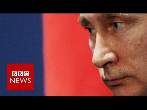 'Putin Is Corrupt' Says US Treasury  - BBC News
