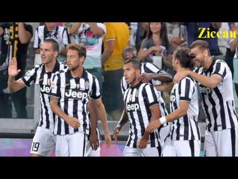 Juventus-Udinese 2-0 Zuliani 2°giornata 13-09-14