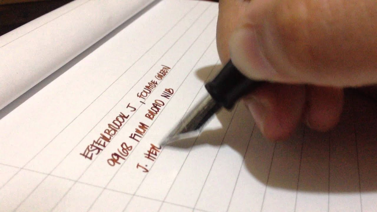 Writing Pen Wallpaper Pen Writing Sample