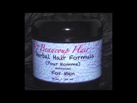 I Beat Male Pattern Baldness Naturally! Natural DHT Blockers! Red's Kitchen Sink for Men