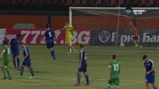 Монтана - Нефтохимик 2:0 - 7-ми кръг Първа лига