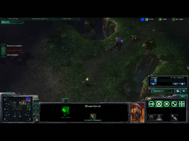 BEST SC2 ZERG STRATEGY 1V1 Finals Commentary HD (1/5)
