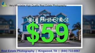 Real Estate Photography Kingwood Texas