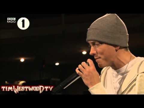 Eminem freestyle New 2012