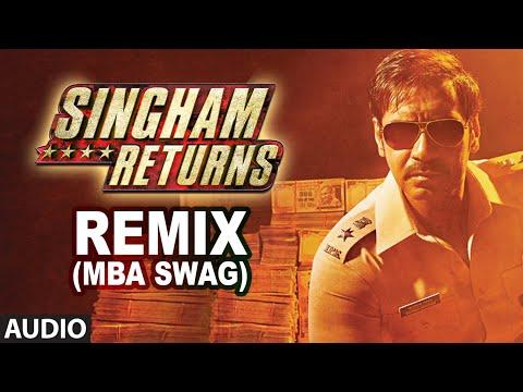 Singham Returns Remix (MBA Swag) | Meet Bros Anjjan Feat Mika...
