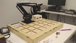 full robot movement prototype