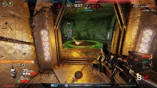 AGENT vs. Cypher (Quake Open League #8) – Quake Champions