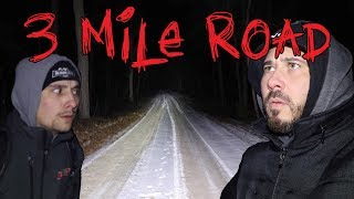REAL GHOSTLY VISITORS ON HAUNTED 3 MILE ROAD | OmarGoshTV