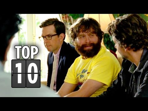 Top Ten The Hangover Moments (2013) - Bradley Cooper, Zack Galifianakis Movie HD