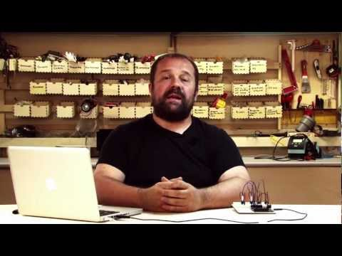 Massimo Banzi introduces Arduino Leonardo