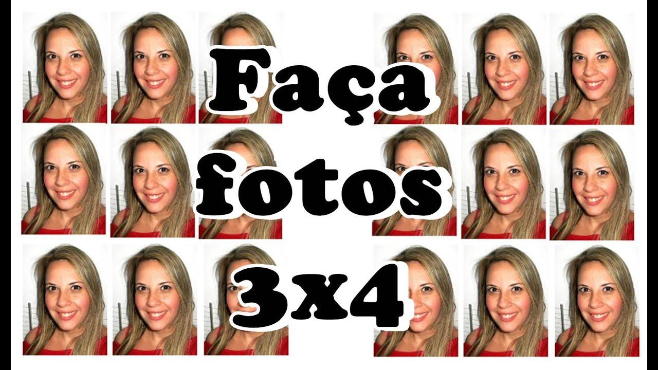 Como fazer uma foto 3x4 online 16