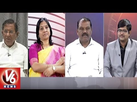 Special Debate On CM KCR's 100% Subsidy To BC Communities | Good Morning Telangana | V6 News