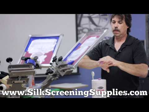 Sprayway Crazy Clean Wipes with Mark Berryman – screen print