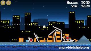 Прохождение игры angry birds 7 11
