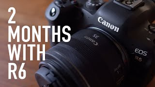 Canon R6 - Its Advantages and Disappointments