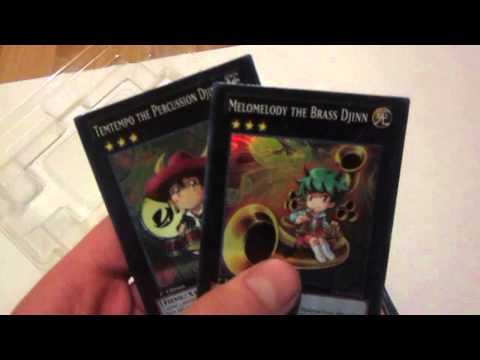 Yu-Gi-Oh Starter Deck XYZ Symphony Review -Romania-