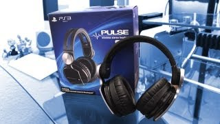 Unboxing: Playstation 3 Pulse Elite Edition Wireless Stereo Headset (Español)