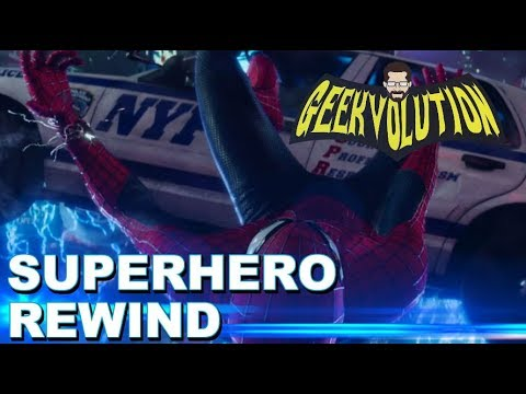 Superhero Rewind | The Amazing Spider-Man 2 Review