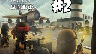 Tiny Troopers 2: Special Ops [Operation 3: Sandbox] Mission 2 Gameplay [HD]