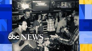 Patrick Wilson reveals his go-to karaoke song