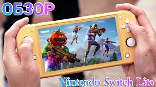 Обзор Nintendo Switch Lite / Ответ Igoryo