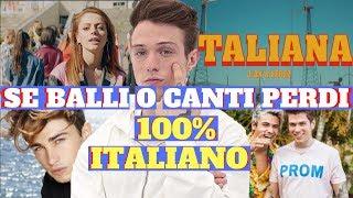 SE BALLI O CANTI PERDI | 100% ITALIANO