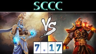宋淳 Sccc [Zeus] vs [Ember Spirit] ► China Ranked ► Dota 2 7.17