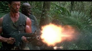 Predator - Get to the choppa - Arnold Schwarzenegger