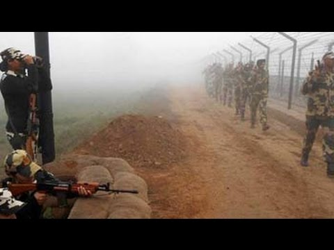 Heavy overnight shelling by Pakistan at International Border in Jammu and Kashmir