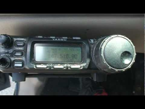 Mobile Amateur radio video #3