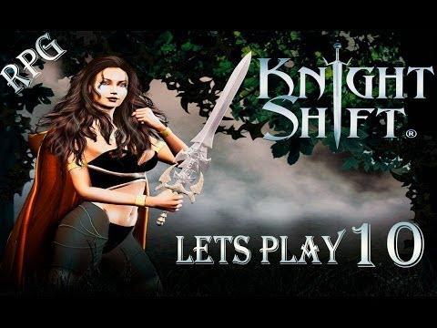 Knightshift (RPG) Серия 10