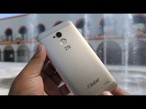 ZTE BLADE V6 PLUS - REVIEW EN ESPAÑOL
