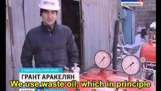 Energy free of charge_Russian H.Arakelian_eng sub
