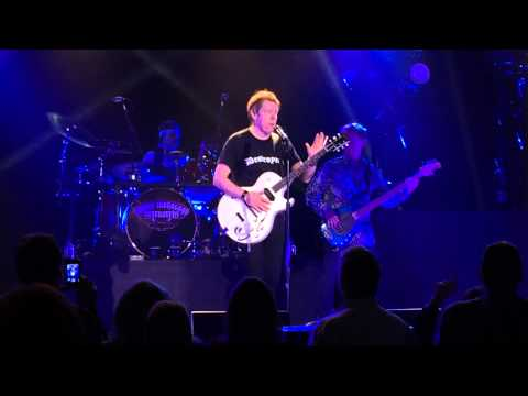 "George Thorogood & the Destroyers ""Bad to the Bone"" Robinsonville, MS - March, 14, 2014"