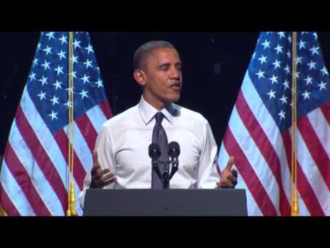 Obama Pokes Fun at Own Debate Performance