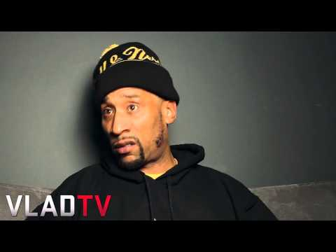 Lord Jamar: Madonna Doesn't Get a Pass to Say N-Word