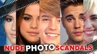 15 Most Shocking Nude Photo Scandals Ever