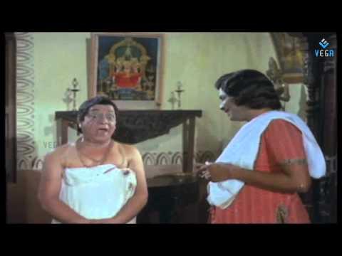 Deviyin Thiruvilayadal Movie - Manorama Comedy Scene
