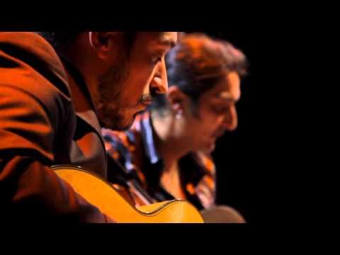 Angelo Debarre  & Djazz Manouche trio live in Roma 2/2/2013
