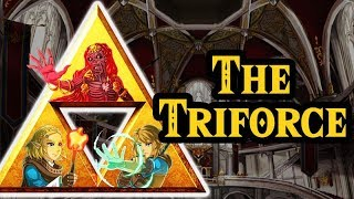Ganondorf's Battle for the Triforce - Breath of the Wild 2 Theory