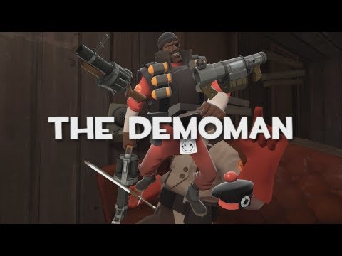 TF2 Review : The Demoman