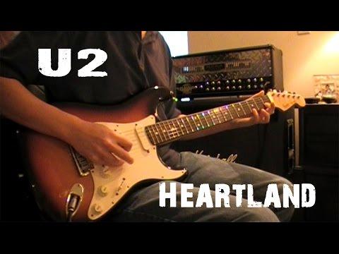 U2 - Heartland (cover)