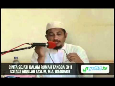 Video Ceramah Islam: Cinta Sejati Dalam Rumah Tangga (1)