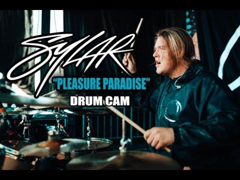 Sylar | Pleasure Paradise | Drum Cam (LIVE) thumbnail